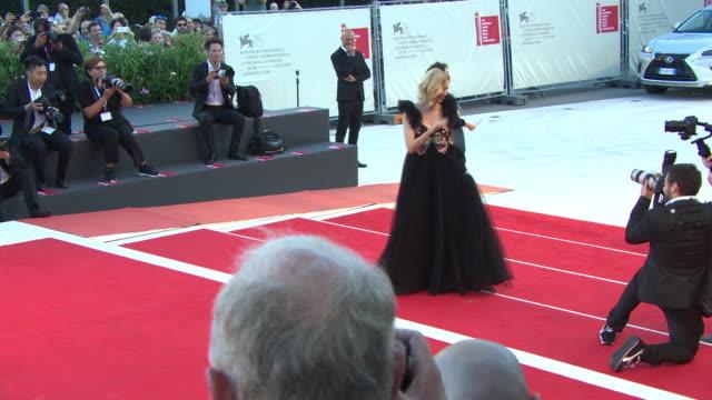 naomi watts at 'driven' red carpet arrivals closing ceremony 75th venice film festivalon september 8 2018 in venice italy - mark watts stock videos & royalty-free footage