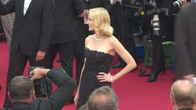 Fury Road premiere on 14th May 2015 in Cannes France