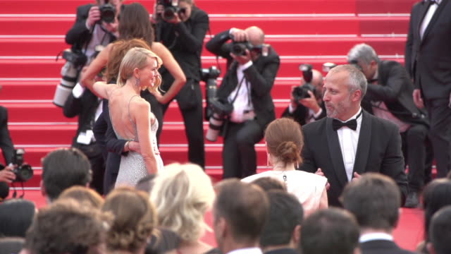 SLOMO Naomi Watts at Money Monster' Red Carpet on May 12 2016 in Cannes France