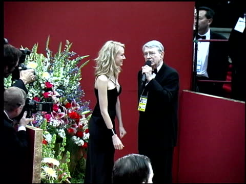 Naomi Watts at the 2002 Academy Awards Arrivals at the Kodak Theatre in Hollywood California on March 24 2002