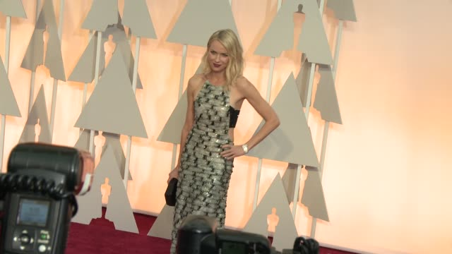 Naomi Watts at the 87th Annual Academy Awards Arrivals at Dolby Theatre on February 22 2015 in Hollywood California