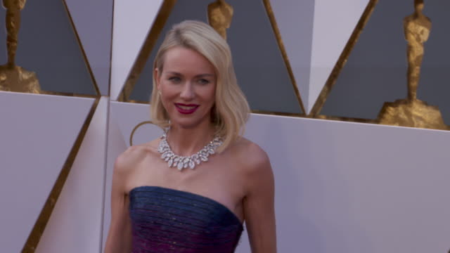 Naomi Watts at the 88th Annual Academy Awards Arrivals at Hollywood Highland Center on February 28 2016 in Hollywood California 4K