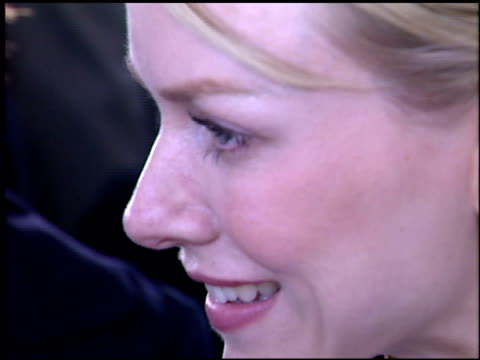 Naomi Watts at the Independent Spirit Awards on March 23 2002