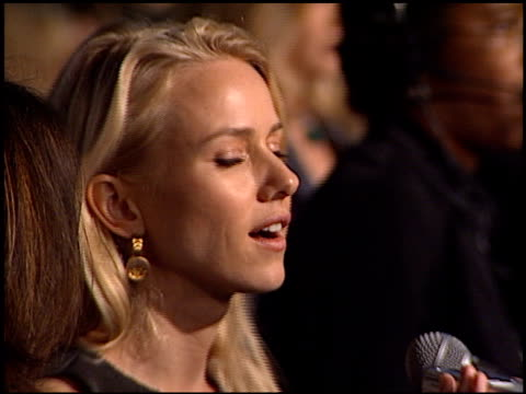 Naomi Watts at the Premiere of 'The Ring' at the Bruin Theatre in Westwood California on October 9 2002