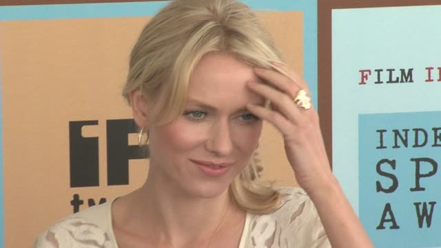 Naomi Watts at the The 21st Annual IFP Independent Spirit Awards in Santa Monica California on March 4 2006
