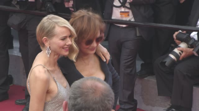 Naomi Watts Susan Sarandon at 'Money Monster' Red Carpet on May 12 2016 in Cannes France