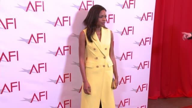 naomie harris at four seasons hotel los angeles at beverly hills on january 06, 2017 in los angeles, california. - four seasons hotel stock videos & royalty-free footage