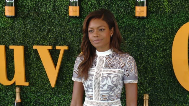 naomie harris at will rogers state historic park on october 15 2016 in pacific palisades california - pacific palisades stock videos & royalty-free footage