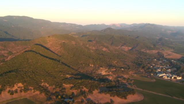 Napa Valley by air (PAL HDV)