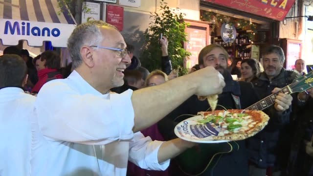 Naples pizza twirling joins UNESCO's list of intangible heritage securing the coveted status alongside a host of cultural treasures including a Saudi...