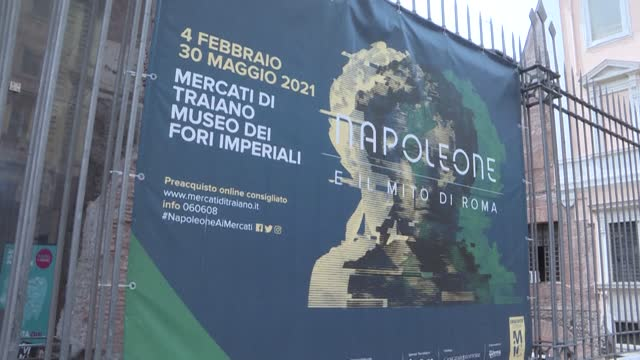 ITA: Rome: Napoleon's inspiration, from afar