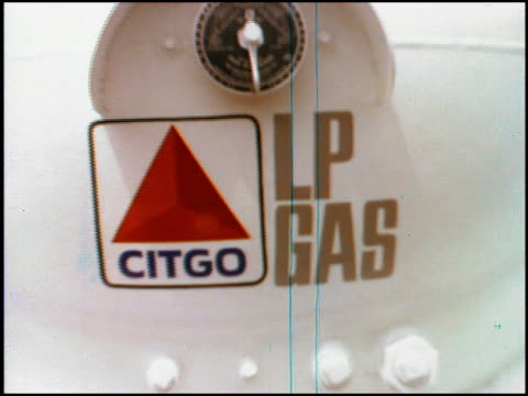 / narrated by ed mcmahon, this short explains the new citgo look on its lp gas trucks / mcmahon explains that lp gas will be a growing source of... - narrating stock videos & royalty-free footage