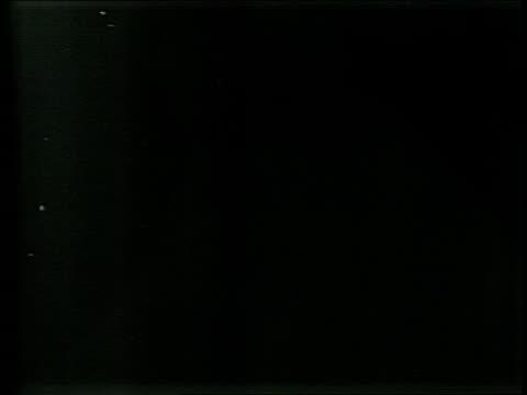 narrated / shot of white house exterior / president truman greets the senator john connally senator vandenberg and secretary of state byrnes / camera... - narrating stock videos & royalty-free footage