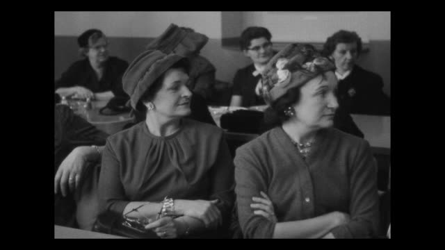 Nashvile Women sitting in at a meeting