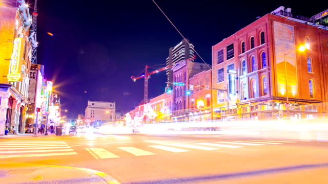 nashville, tn city scenes - nashville stock videos & royalty-free footage