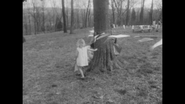 Nashville traditional Easter Egg hut sponsored by Nashville underworld figure Gene 'Little Evil' Jacobs later briefly imprisoned for graft