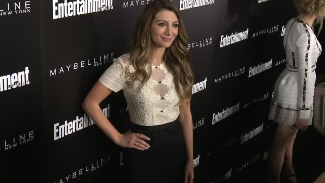 nasim pedrad at 2016 entertainment weekly screen actors guild party at chateau marmont on january 29 2016 in los angeles california - entertainment weekly stock-videos und b-roll-filmmaterial