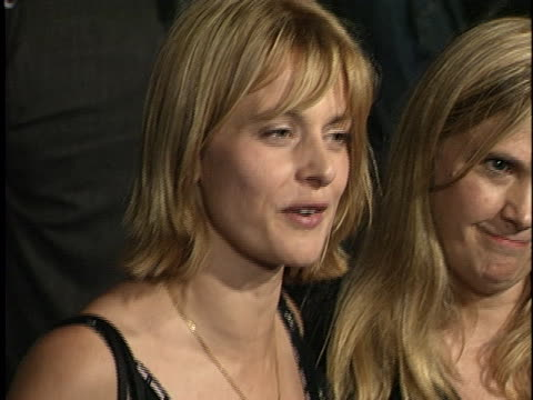 nastassja kinski at the the others premiere at dga directors guild theater west hollywood - 2001 stock videos & royalty-free footage
