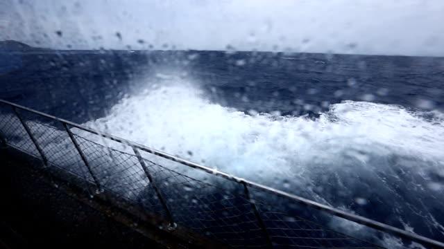 nasty sea