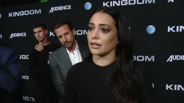 INTERVIEW Natalie Martinez on being a huge fan of the show before joining the cast talks about her character how she prepped for the role at DIRECTV...