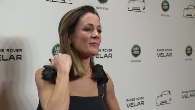 Natalie Pinkham on March 01 2017 in London England