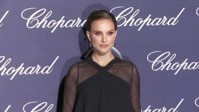 Natalie Portman at 28th Annual Palm Springs International Film Festival Awards Gala in Los Angeles CA