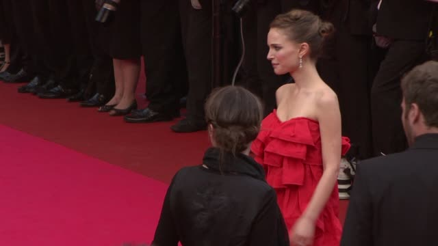 Natalie Portman at the 2008 Cannes Film Festival Che arrivals in Cannes on May 21 2008