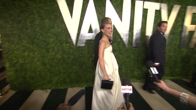 Natalie Portman at The 2013 Vanity Fair Oscar Party Hosted By Graydon Carter Natalie Portman at The 2013 Vanity Fair Oscar at Sunset Tower on...