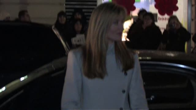 natascha mcelhone arrives for the gala performance of the nutcracker the nutcracker gala performance arrivals at the coliseum on december 15 2010 in... - the nutcracker named work stock videos & royalty-free footage