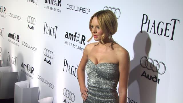 Natasha Alam at the amfAR's Inspiration Gala Los Angeles at Los Angeles CA