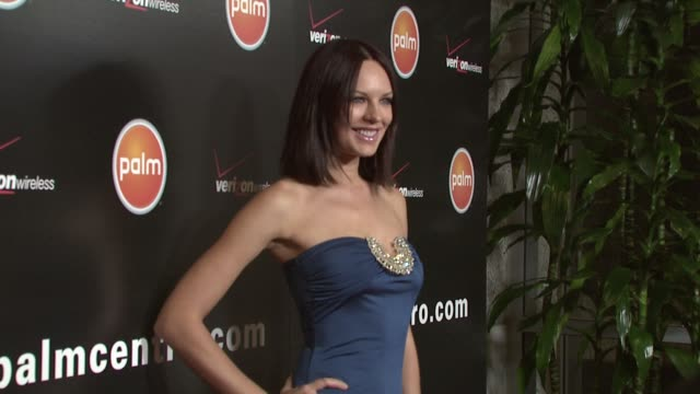 Natasha Alam at the Verizon Palm Centro Launch Party @ Elevate Lounge at Los Angeles California