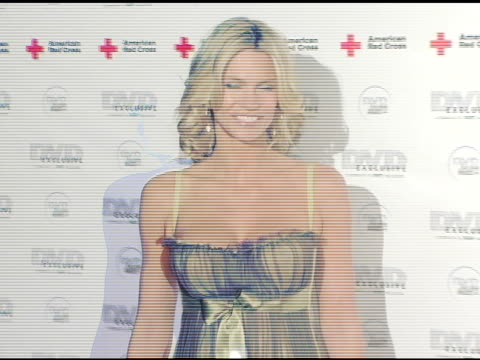 vidéos et rushes de natasha henstridge at the dvd exclusive awards at california science center in los angeles, california on february 8, 2005. - exclusivité