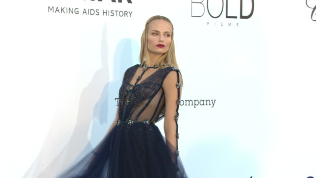 Natasha Poly at amfAR Gala Cannes 2018 on May 17 2018 in Cap d'Antibes France