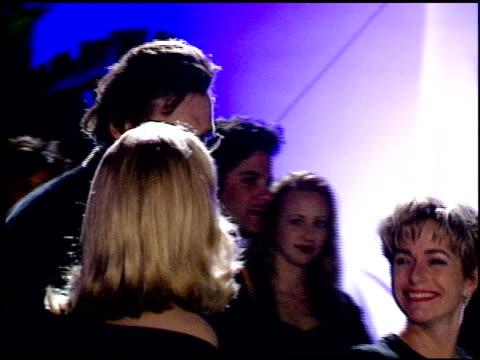 vídeos y material grabado en eventos de stock de natasha richardson at the 1995 academy awards granada tv at the shrine auditorium in los angeles california on march 27 1995 - 67ª ceremonia de entrega de los óscars