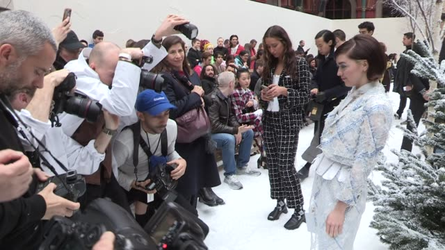 FRA: Paris Fashion Week Womenswear Fall/Winter 2020/2021 - DAY 4