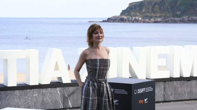 ESP: 'While At War (Mientras Dure La Guerra)' Photocall - 67th San Sebastian Film Festival