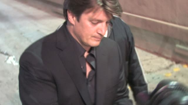 Nathan Fillion in Hollywood on 5/10/2011