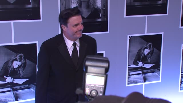 Nathan Lane at Beautiful The Carole King Musical Broadway Opening Night at Stephen Sondheim Theatre on in New York City
