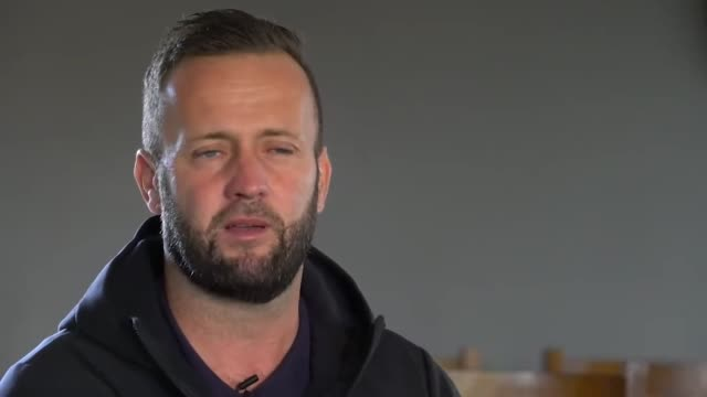 Nathan Smith survivor of Al Noor Mosque shooting in Christchurch New Zealand tells of his experience inside the Mosque