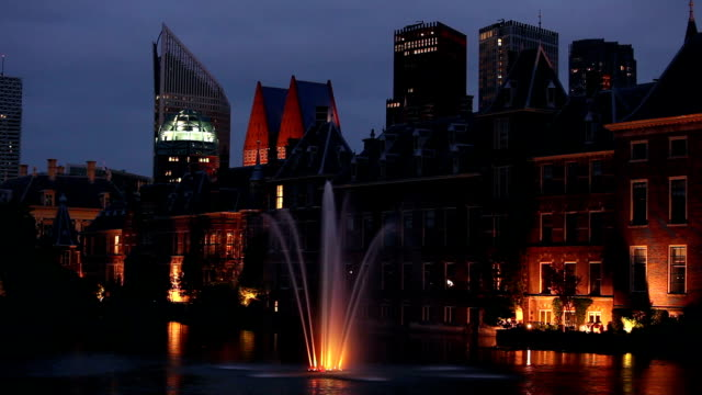 natherlands parliament hague - the hague stock videos and b-roll footage