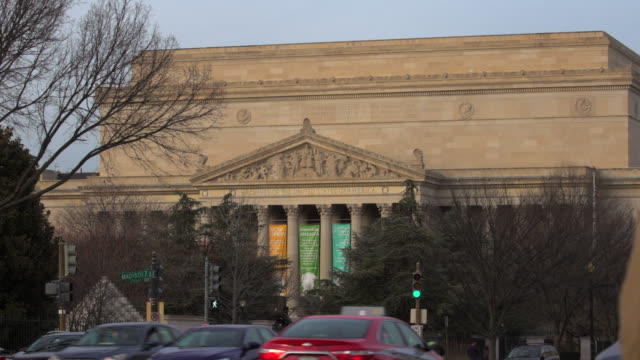 stockvideo's en b-roll-footage met national archives - national archives washington dc