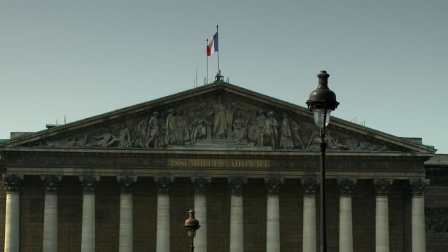 CU National Assembly, Paris, France
