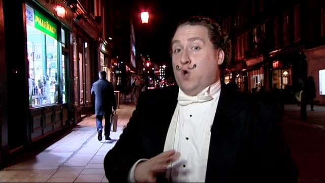 national audit office suggests health education and crime statistics are unreliable ext / night 'go compare' tenor singing sot re independently... - verification stock videos & royalty-free footage