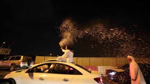 National Day celebrations - Dubai, UAE