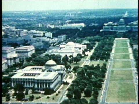 1958 MONTAGE WS HA ZI US National Gallery of Art / The Mall, Washington DC / AUDIO