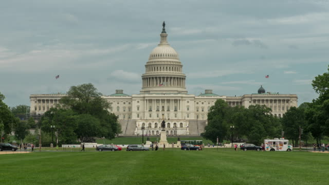 National Mall and United States Capitol Building in Washington, DC