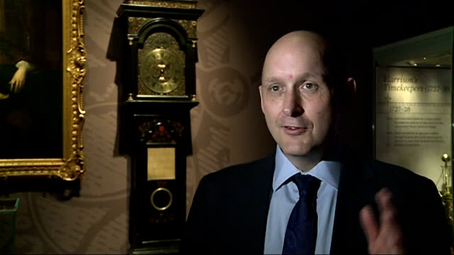 national maritime museum exhibition ships clocks and stars the quest for longitude close shots of springs and cogs in clock mechanism working dr... - longitude stock videos & royalty-free footage