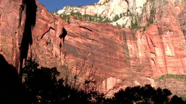 hd: national park zion - named wilderness area stock videos & royalty-free footage