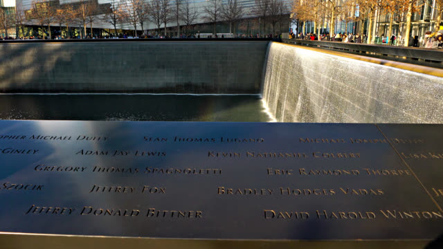 national september 11 memorial & museum - label stock videos & royalty-free footage