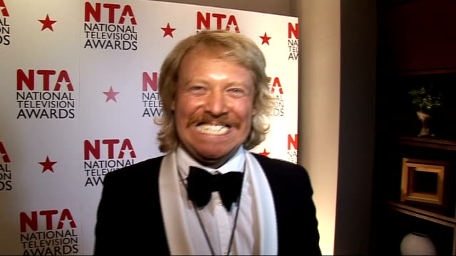 interviews Keith Lemon interview SOT On feelings just joined the team so is like getting a bronze certificate On alternate award for him best hair...